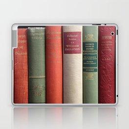 Old Books - Square Laptop & iPad Skin
