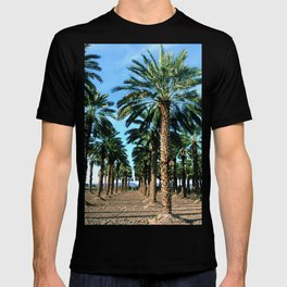 Date Palm Trees T-shirt