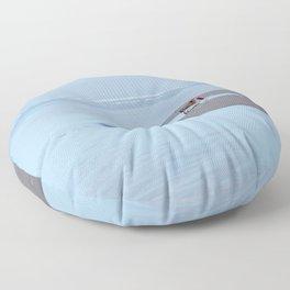 Doggy Heaven Floor Pillow
