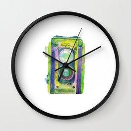 Kodak Duaflex II Wall Clock