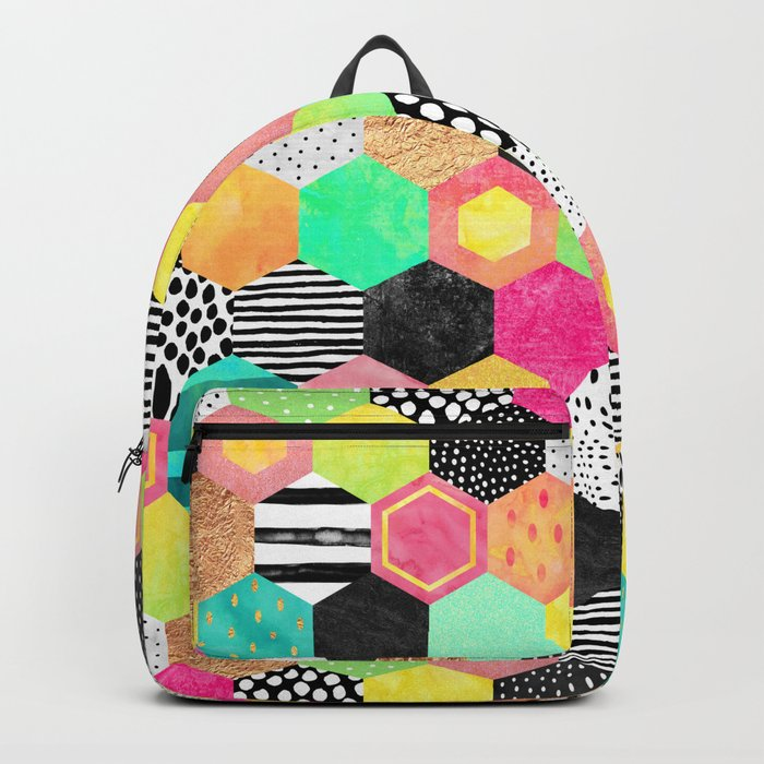 Color Hive Backpack