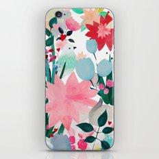 Bird's World iPhone & iPod Skin