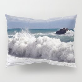 WAVES EASTCOAST SICILY Pillow Sham
