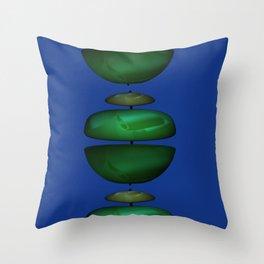 3D Fancy Ball / GFTFancyBall013 Throw Pillow