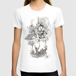 Dreaming Alice T-shirt
