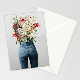 Bottomless Bouquet Stationery Cards