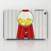 gumball iPad Cases featuring Gumball Machine. by Bedelia June
