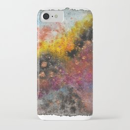 Outside the Galactic Box iPhone Case