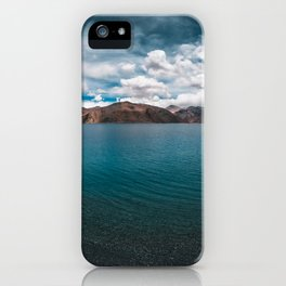 Beautiful Landscape with Mountains & lake iPhone Case