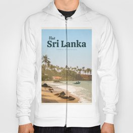 Visit Sri Lanka Hoody