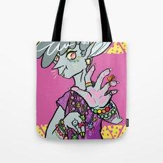 Deca-RAT-e Tote Bag