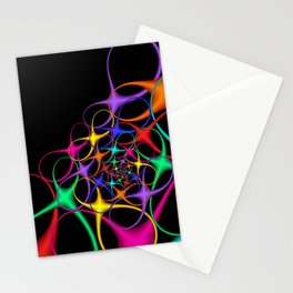 fractal geometry -126- Stationery Cards