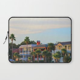 Places on the beach Laptop Sleeve