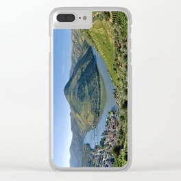 The Vale do Douro at Pinhao, Portugal Clear iPhone Case