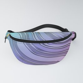 Waterfall Fanny Pack