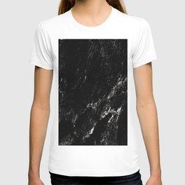 Black Marble #6 #decor #art #society6 T-shirt