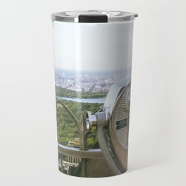 Take a look at Central Park, New York Travel Mug