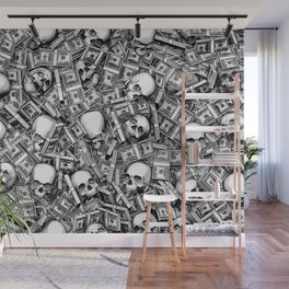 Root Of All Evil Wall Mural
