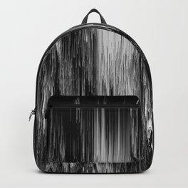 rain drop night Backpack