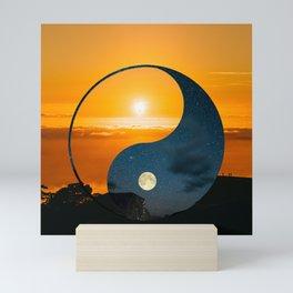 Yin Yang Mini Art Print
