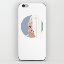 Humble Gal iPhone Skin