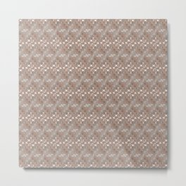 Wood print IV Metal Print