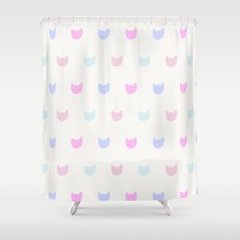 cats (4) Shower Curtain