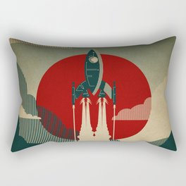 The Voyage Rectangular Pillow