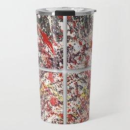 Trezzo - quadriptych Travel Mug