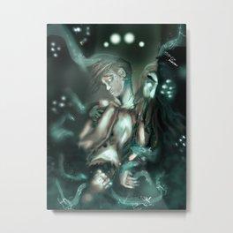 Eldritch Grasp Metal Print