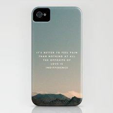 Stubborn Love Slim Case iPhone (4, 4s)