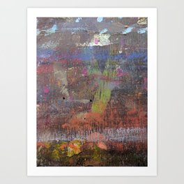 Surfaces.16 Art Print