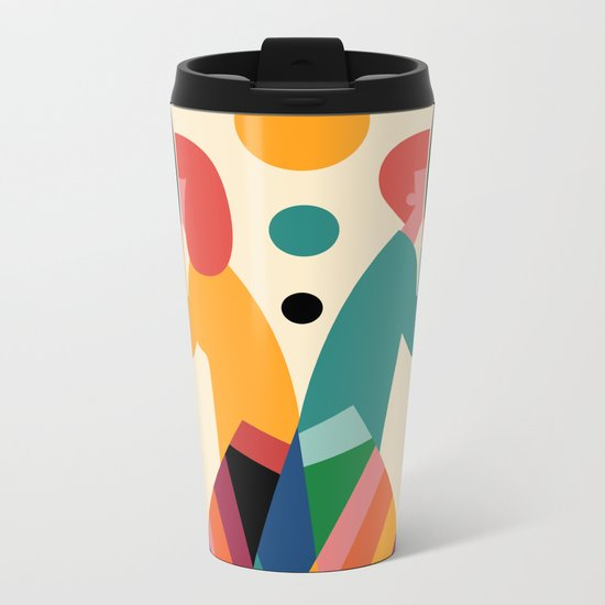 Lost Metal Travel Mug