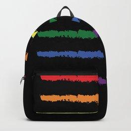 Rainbow Gay LGBT Pride Backpack