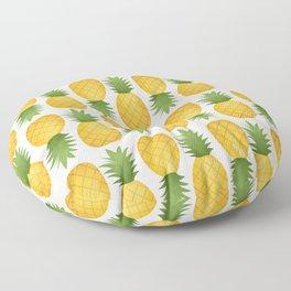 Pineapple Pattern Floor Pillow