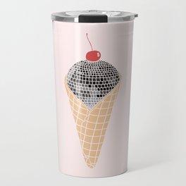 Disco Cone Travel Mug