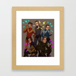 Superlads Framed Art Print