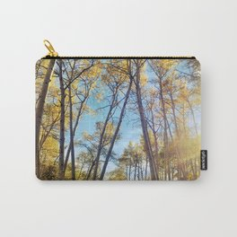 : aspens a glow : Carry-All Pouch