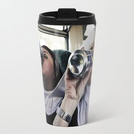 Nun Chugs Travel Mug