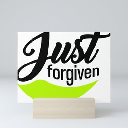 Just Forgiven Mini Art Print