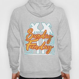 This is a perfect to wear for relaxing weekends, vacation, summer break, day of rest! Sunday Funday. Hoody
