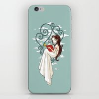 fairy tale iPhone & iPod Skins featuring Fairy Tale by Freeminds