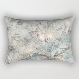 Former Feathers Rectangular Pillow