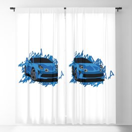 Alpine A110 Blackout Curtain