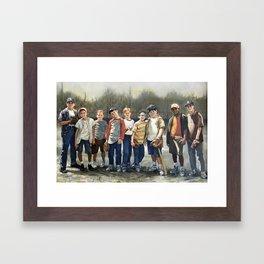 Forever Framed Art Print