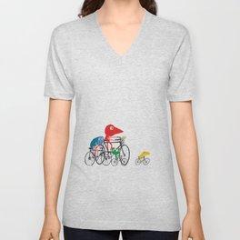 Bike is Life Unisex V-Neck