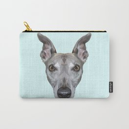 Whippet // Pastel Blue (Vespa) Carry-All Pouch