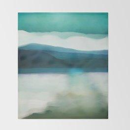 Waters Edge Throw Blanket