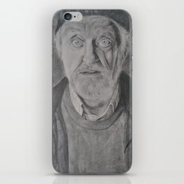 Wilfred Mott, Donna Noble's grandad from Doctor Who iPhone Skin