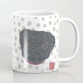 Black Pug, Dog Coffee Mug